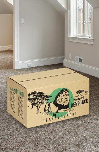 Carton de déménagement Standard Renforcé - Carton de déménagement chez Top Carton