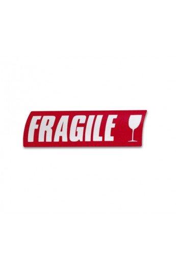Étiquette fragile - Carton de déménagement chez Top Carton