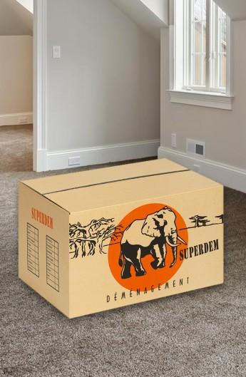 Carton de déménagement grande resistance - Carton de déménagement chez Top Carton