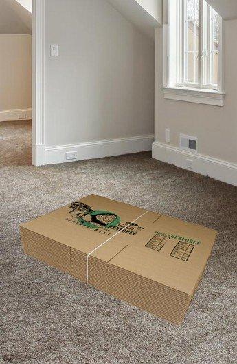 Pack de 20 Cartons Standards Renforcés - Carton de déménagement chez Top Carton