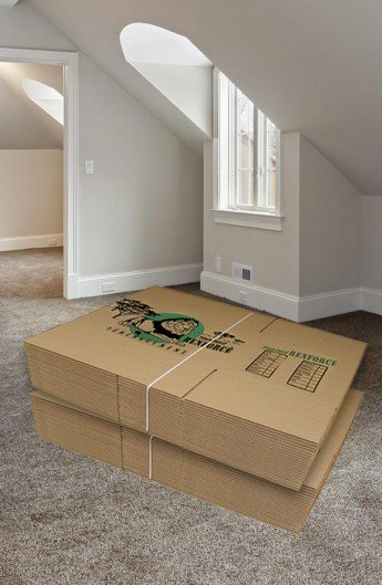 Pack de 40 Cartons Standards Renforcés - Carton de déménagement chez Top Carton