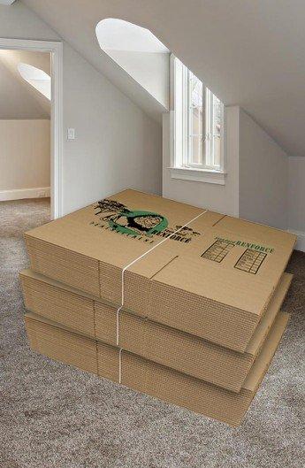 Pack de 60 Cartons Standards Renforcés - Carton de déménagement chez Top Carton