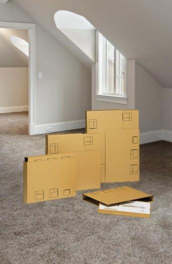 Cornière à Tableau en Carton - Carton de déménagement chez Top Carton